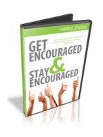 Get Encouraged & Stay Encouraged CD