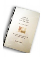 Daily Healthy Thoughts - 30-day devotional
