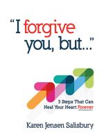 I Forgive You, But...