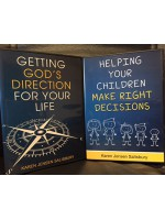 BOGO Pack - Getting Gods Direction For Your Life & Helping Your Children Make Right Decisions